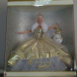 2000 Celebration Barbie NIB